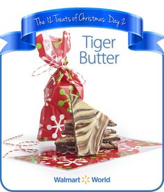 "On the second day of #Christmas, a fellow associate gave to me … Tiger Butter! Simply put, ""Tiger Butter is amazing!"" says Jon S. of Store 5155 in Las Cruces, N.M. #dessert #12DaysOfChristmasTreats #fudge"