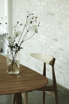 CH33 Chair by Hans Wegner | Carl Hansen & Son | Disponible en Manuel Lucas Muebles, Elche