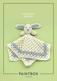 Snuggle Bunny in Paintbox Yarns Baby DK. Discover more Patterns by Paintbox Yarns at LoveKnitting. The world's largest range of knitting supplies - we stock patterns, yarn, needles and books from all of your favourite brands.