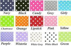 Polka Dot Curtain Panels. Various Colors. Window Treatment. Drapery.Premier Prints. Two Curtain Panels. Drapes.Kitchen.Bedroom