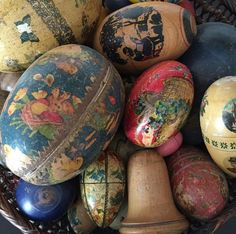 A collection of eggs