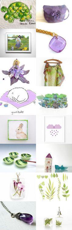 Gift Ideas!  ♥ ♥ ♥ by Nancy Ottati from RevesCreazioni on Etsy--Pinned with TreasuryPin.com