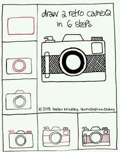 Retro Camera.