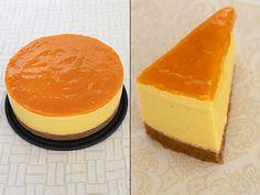 Mango Cheesecake (with paneer)