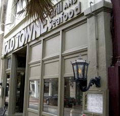 old towne grill charleston - Google Search