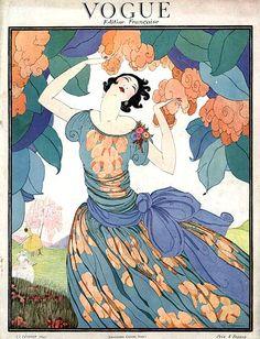 Vogue ~ 1921