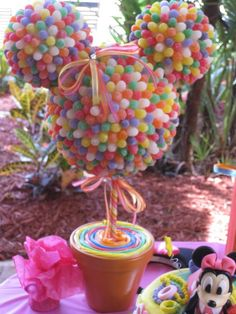 Mickey & Minnie Mouse Party Food Ideas + Free Mickey Printables | Seshalyn's…
