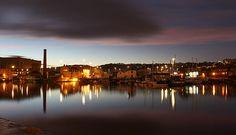 Harbour Sunset © Neil James Brain