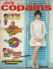 SALUT LES COPAINS 86 COMPLET Mireille Mathieu Cloclo Delon Clerc Moustaki Dylan