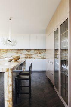 FLOOR Luxury Kitchen Design, Kitchen Room Design, Luxury Kitchens, Kitchen Ideas, Interior Designers Melbourne, Rustic Kitchen, Kitchen White, Kitchen Small, Kitchen Island