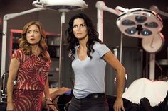 Last episode of Season 1 where Jane, Maura and Frankie are held hostage at the precinct. Such an intense episode, OMG!
