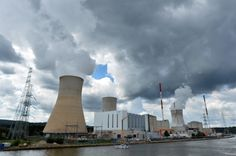 Germany asks Belgium to shut two old nuclear plants