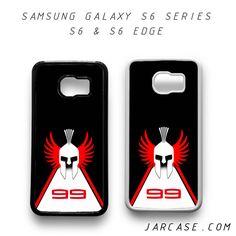 Jorge Lorenzo Sparta Logo Phone case for samsung galaxy S6 & S6 EDGE