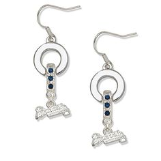 Atlanta Braves MVP Earrings