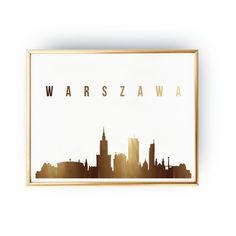 Plakat marki Złote Plakaty - PLN Design