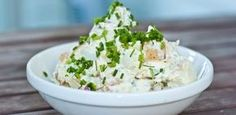 Mexican potato salad recipe