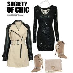 """SHOP - Society of Chic"" by ladymargaret on Polyvore - eintlik net mal oor die rok!"