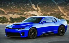 The all-new, sixth-generation 2016 Chevrolet Camaro was unveiled ...