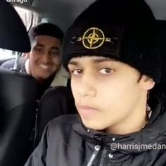 @officialharrisj via snapchat with @reunellehernandez and @ajjung11 #harrisj #aj