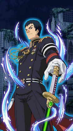 Owari no Seraph Bloody Blades - Kureto Hiragi