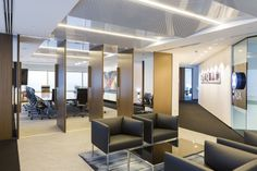 Award-winning Commercial Interior Designers in Perth. Law Office Design, Corporate Office Design, Modern Office Design, Corporate Interiors, Office Interior Design, Office Interiors, Commercial Interior Design, Commercial Interiors, Bauhaus