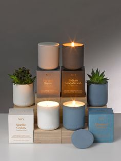 Buy Aery Indian Sandalwood Scented Candle, from our Candles range at John Lewis & Partners.