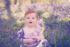 Hampshire Family Photography| child photography| bluebell mini session| little girl photography