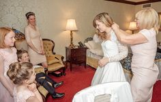 Kristen & Rick | ZATTUVISION Spring Weddings