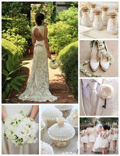 White Wedding #LELOBridal