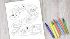 Tulosta ja väritä! Kids Toys, Office Supplies, Notebook, Games, Books, Childhood Toys, Libros, Children Toys, Book