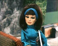 Tin Tin Kyranio / voiced by Christine Finn / Thunderbirds tv show 1965-66