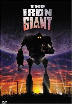 The Iron Giant Voices of Eli Marienthal, Vin Diesel, Jennifer Aniston, Harry Connick, Jr. Animated Movies, Movies, The Iron Giant, Movie Tv, Movies For Boys, I Movie, Good Movies, Family Movies, Love Movie