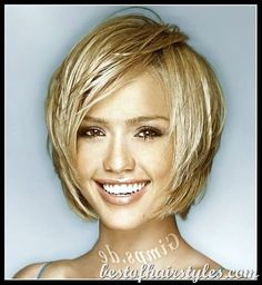 Hairstyles Long Here are 8 more choppy bob hairstyles for thick hair from Short Hairstyles: Thi.Hairstyles Long Here are 8 more choppy bob hairstyles for thick hair from Short Hairstyles: Thi Medium Hair Styles For Women, Short Hair Cuts For Women, Short Hair Styles, Plait Styles, Bob Hairstyles For Thick, Hairstyles For Round Faces, Layered Hairstyles, Hairstyle Short, Hair Updo