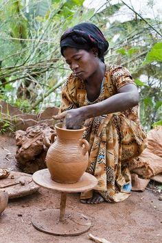 Dorze Potter . Ethiopia More