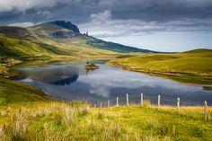 Old Man of Storr, Isle of Skye, Scotland by Dennis Baltzis on 500px