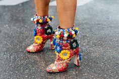 Paris Couture Street Style (Vogue.co.uk)