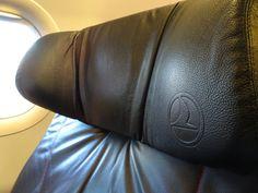 Head Rest -Turkish Airlines A321 Business ClassPhoto: Calvin Wood