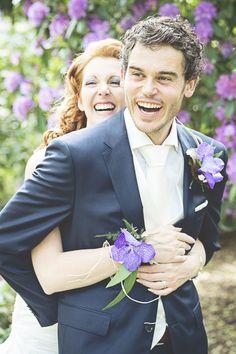 spontane bruidsfotografie, ik hou ervan!