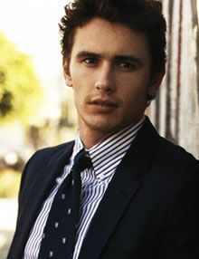 James Franco, you're good to navy go.