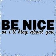 Yes so many blogs I really am just to busy to sit and write about small minds and people who really don't matter!