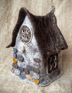 """Грелка на чайник """"Домик в лесу"""" - грелка на чайник, чайный домик, грелка для чайника, домик"""