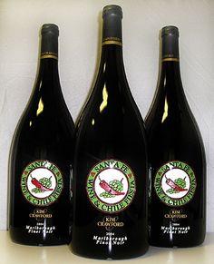 Santa Fe Wine & Chili Fiesta bottle Fes, Santa Fe, Beer Bottle, Red Wine, Chile, Alcoholic Drinks, Glass, Drinkware, Corning Glass