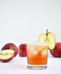 @Alexandra Hedin Charm Hour - The Big Apple #Cocktail #recipe featuring @Tree Top juice!