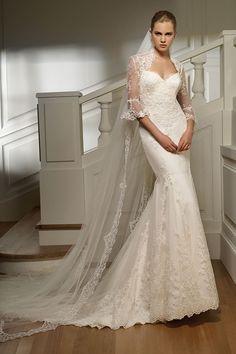 ♥ Wunderschönes nie getragenes Brautkleid von Pronovias, Model Recova, Größe 36 ♥  Ansehen: http://www.brautboerse.de/?post_type=listing_type&p=45128   #Brautkleider #Hochzeit #Wedding