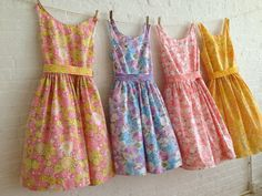 SOHO a tea dress collection