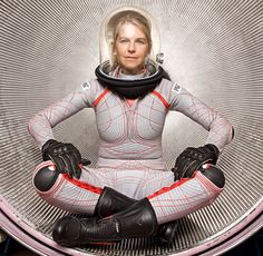 This Spacesuit for Exploring Mars Is a Form-Fitting Math Problem | For a mission to Mars to succeed, off-world explorers desperately need a new wardrobe to deal with the planet's unique challenges. <em>Photo: Dava Newman</em> | Credit:  | From Wired.com