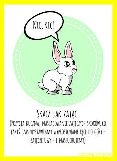 Dzieckiem bądź: Zwierzęta na wsi - karty ruchowe Crafts For Kids, Diy, Activities, Education, Pets, Logos, Images Of Animals, Therapy, Speech Language Therapy