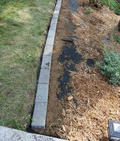 The Inconstant Gardener: Misadventures in Landscaping | Man Made DIY | Crafts for Men | Using pavers to define space