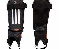 Adidas 11Club Shinguards - Kids Black M38632 adidas 11Club Shin Guards - Kids BlackYoung players can go confidently into the plays with these football shin guards.Built with a highly protective front plate and featuring an adjustable guard and  http://www.comparestoreprices.co.uk/football-equipment/adidas-11club-shinguards--kids-black-m38632.asp