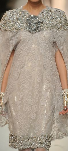 Chanel ● Couture Spring 2010